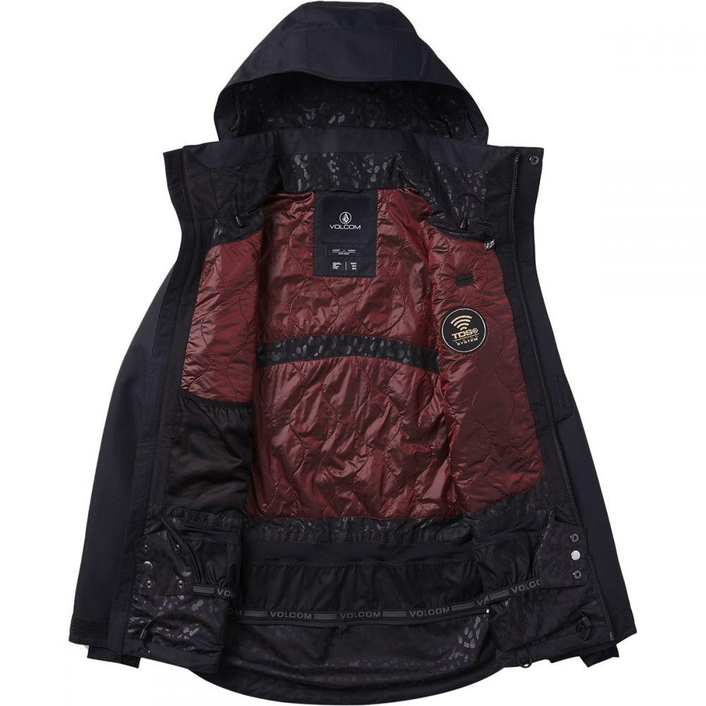 ボルコム Volcom レディース スキー・スノーボード ジャケット アウター【pine 2l tds jacket】Black