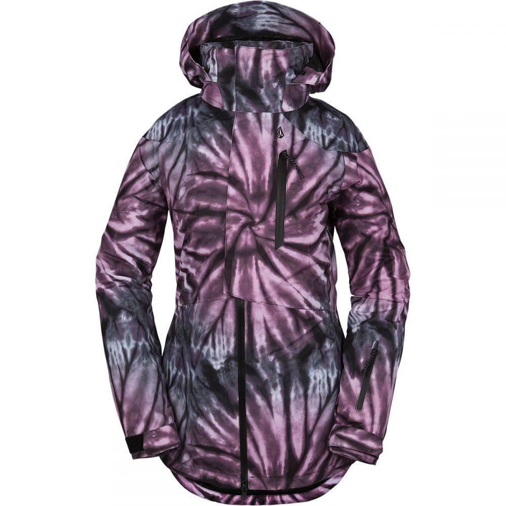 ボルコム Volcom レディース スキー・スノーボード ジャケット アウター【pine 2l tds jacket】Purple