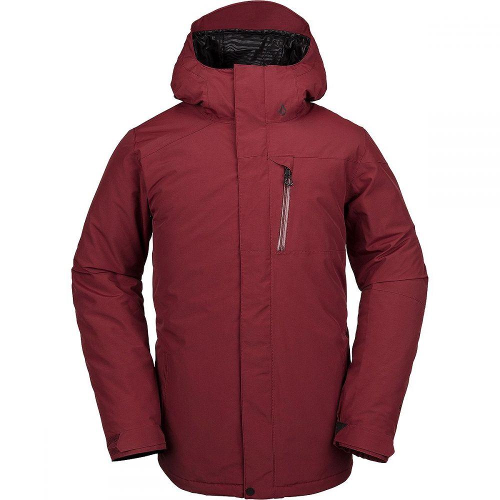 ボルコム Volcom メンズ スキー・スノーボード ジャケット アウター【l gore - tex jacket】Burnt Red