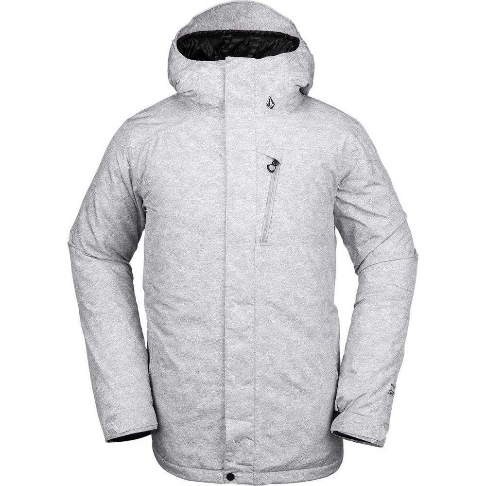 ボルコム Volcom メンズ スキー・スノーボード ジャケット アウター【l gore - tex jacket】Heather Grey