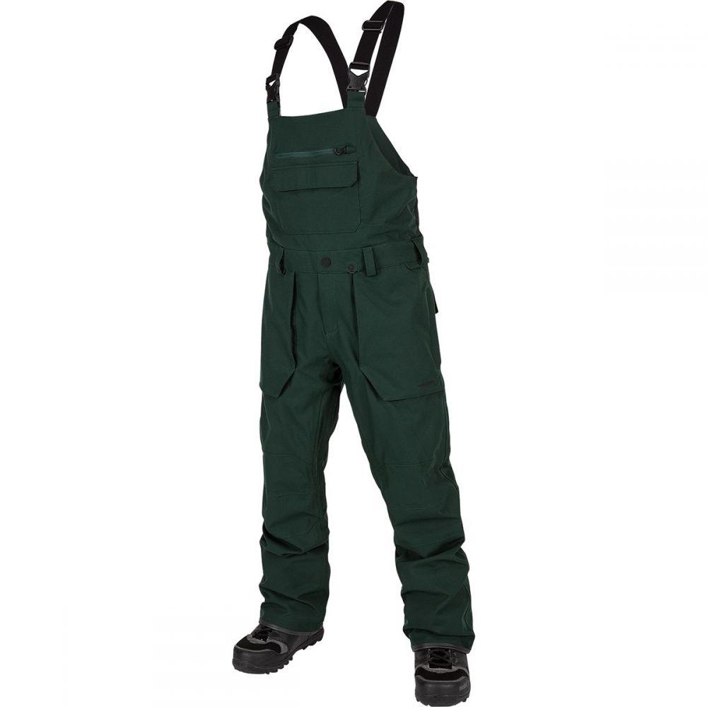 ボルコム Volcom メンズ スキー・スノーボード ビブパンツ ボトムス・パンツ【roan bib overall pant】Dark Green