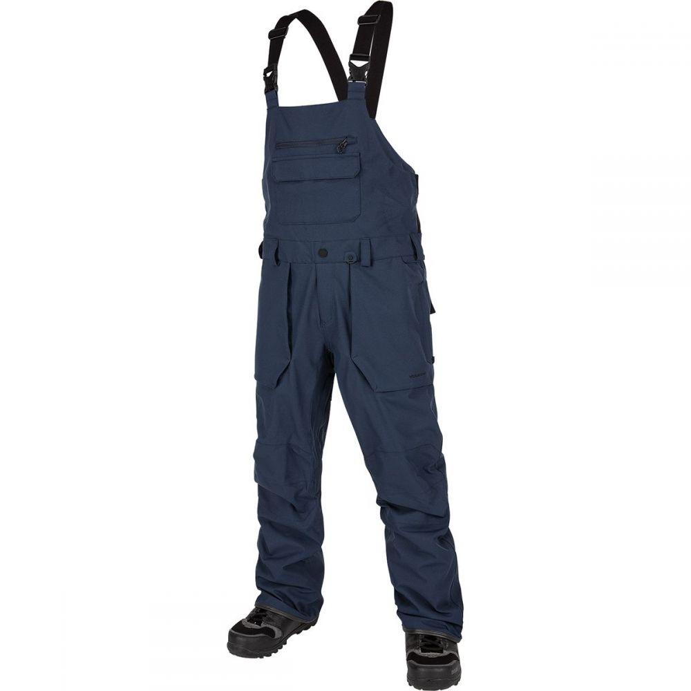 ボルコム Volcom メンズ スキー・スノーボード ビブパンツ ボトムス・パンツ【roan bib overall pant】Navy