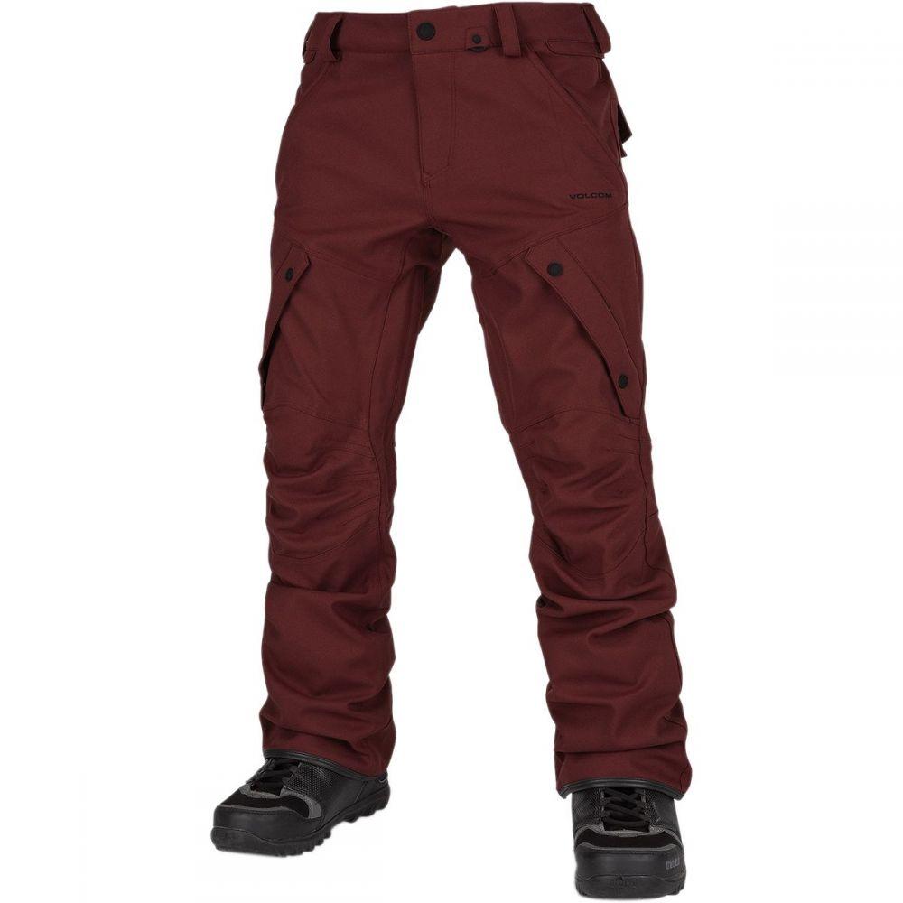 ボルコム Volcom メンズ スキー・スノーボード ボトムス・パンツ【articulated pant】Burnt Red