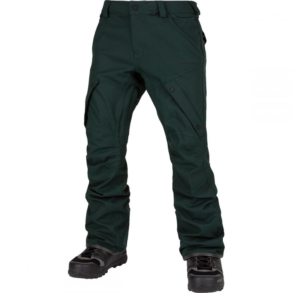 ボルコム Volcom メンズ スキー・スノーボード ボトムス・パンツ【articulated pant】Dark Green