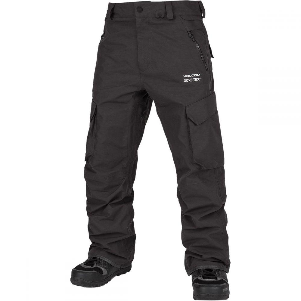 ボルコム Volcom メンズ スキー・スノーボード ボトムス・パンツ【lo gore - tex pant】Vintage Black