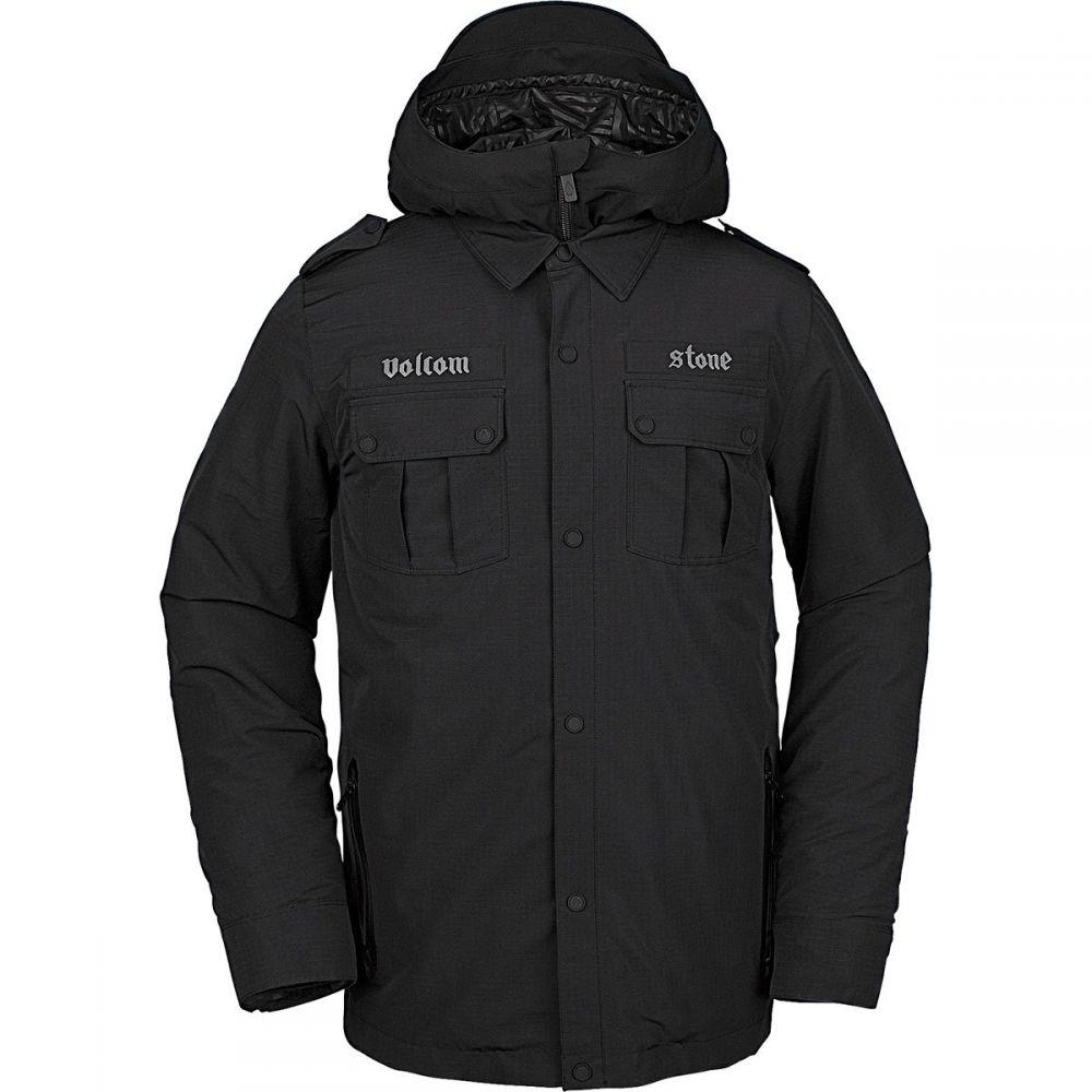 ボルコム Volcom メンズ スキー・スノーボード ジャケット アウター【creedle2stone jacket】Black