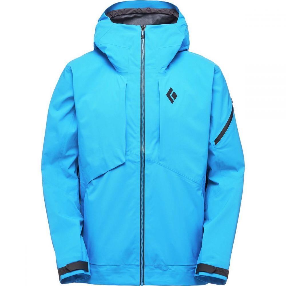 ブラックダイヤモンド Black Diamond メンズ スキー・スノーボード ジャケット アウター【mission jacket】Bluebird