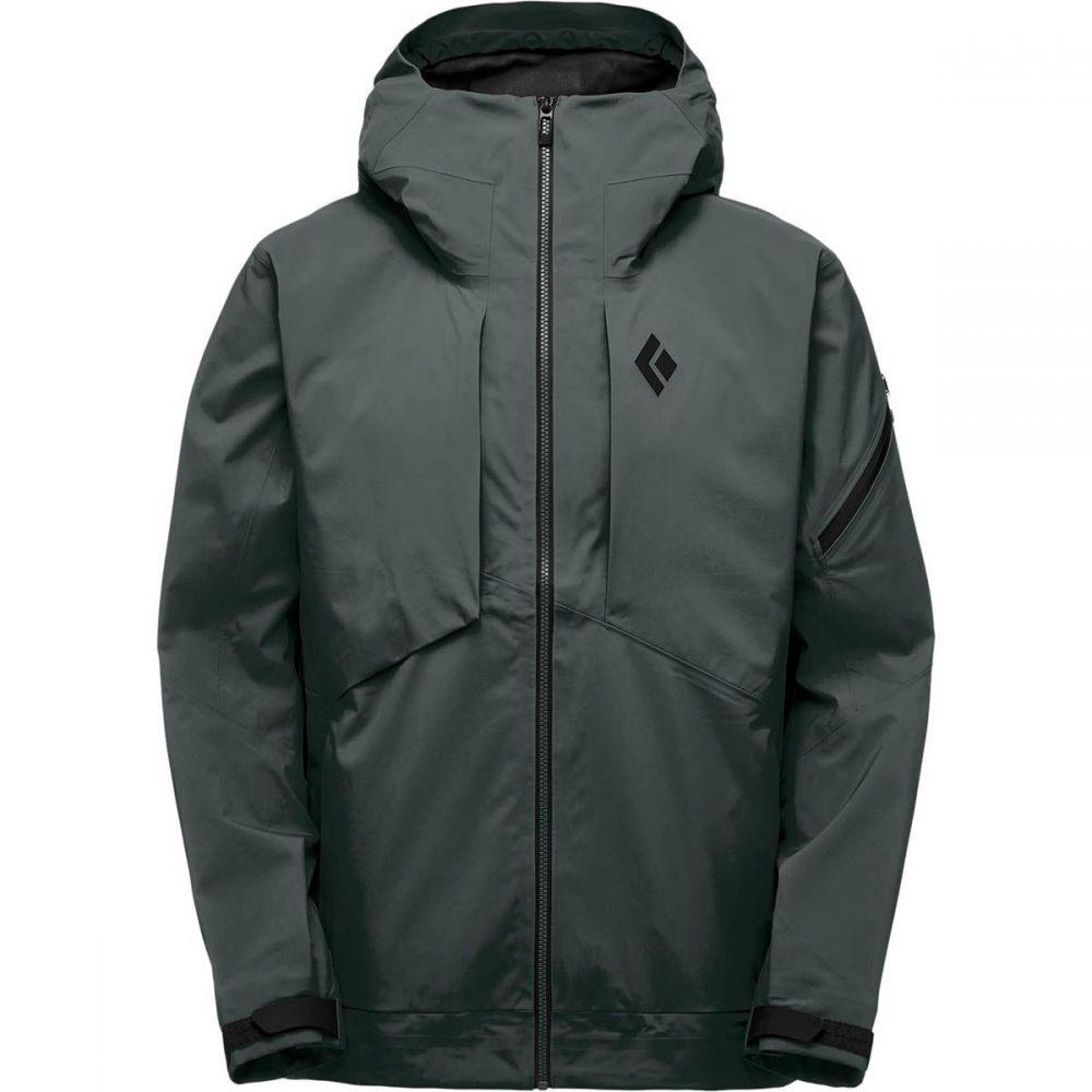 ブラックダイヤモンド Black Diamond メンズ スキー・スノーボード ジャケット アウター【mission jacket】Deep Forest