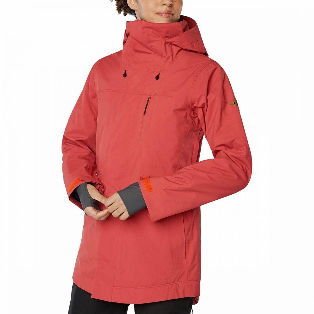 ダカイン DAKINE レディース スキー・スノーボード ジャケット アウター【silcox gore - tex 2l jacket】Tandoori Spice