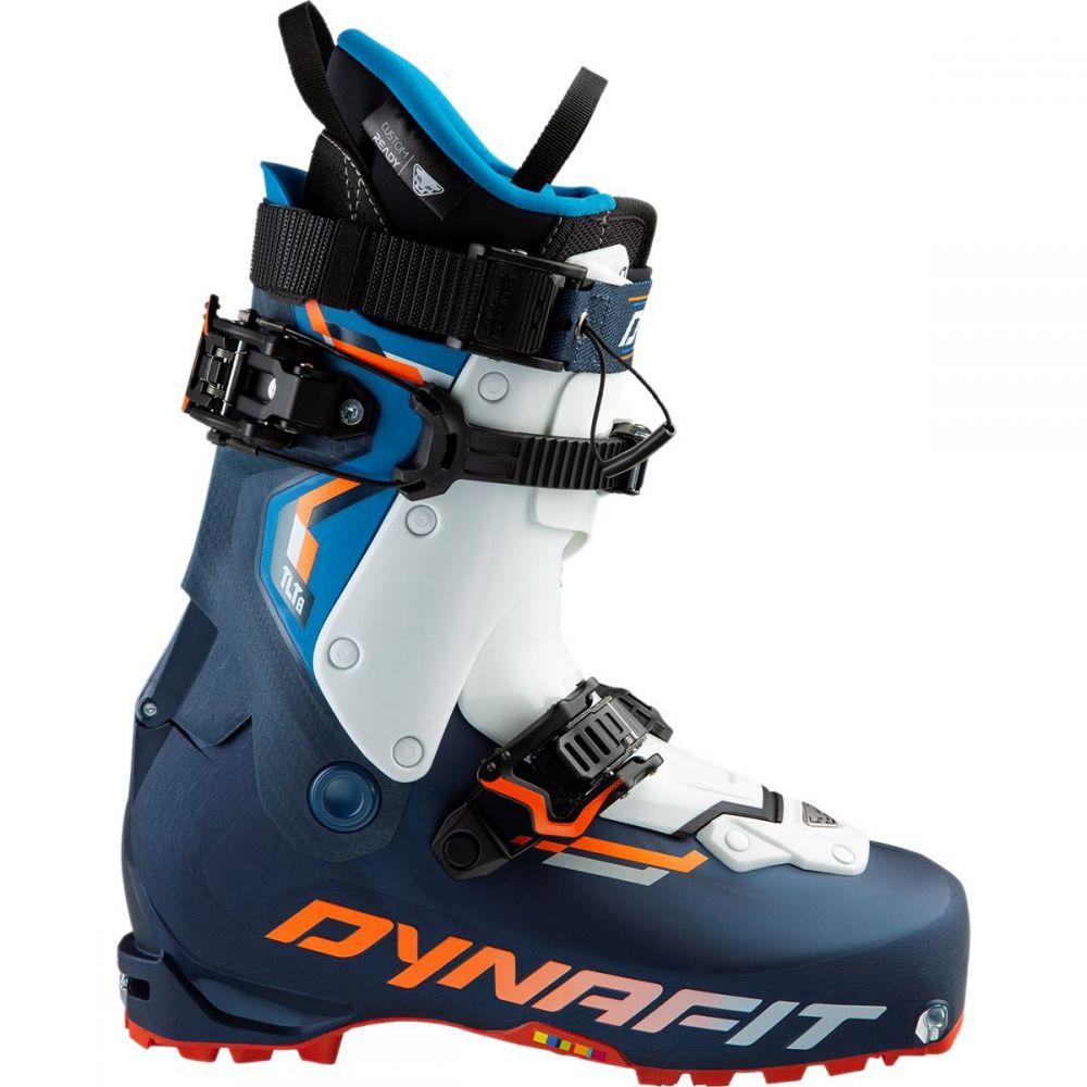 ダイナフィット Dynafit メンズ スキー・スノーボード ブーツ シューズ・靴【tlt8 expedition cr boot】Poseidon/Fluo Orange