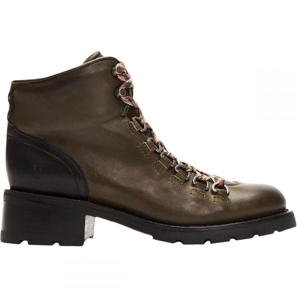 フライ Frye レディース ハイキング・登山 ブーツ シューズ・靴【alta hiker boot】Olive Multi