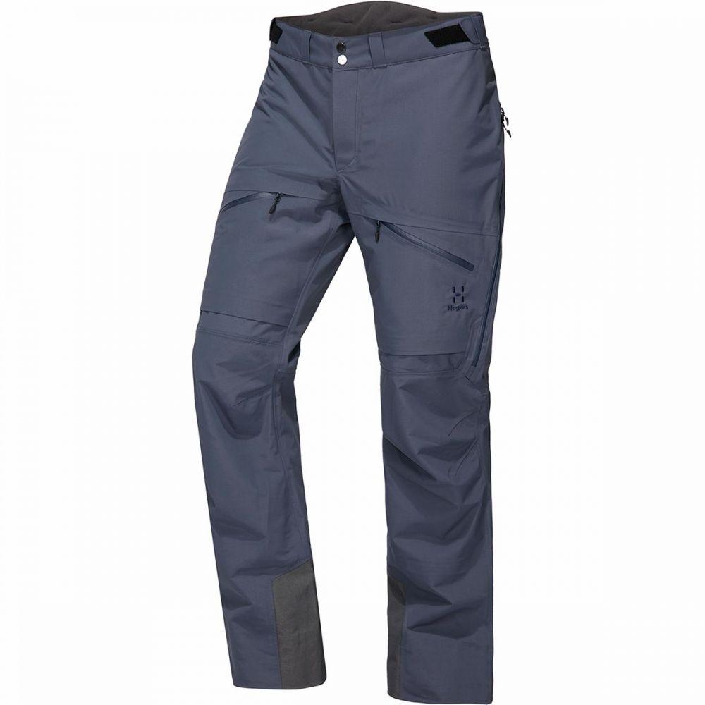 ホグロフス Haglofs メンズ スキー・スノーボード ボトムス・パンツ【nengal 3l proof pant】Dense Blue