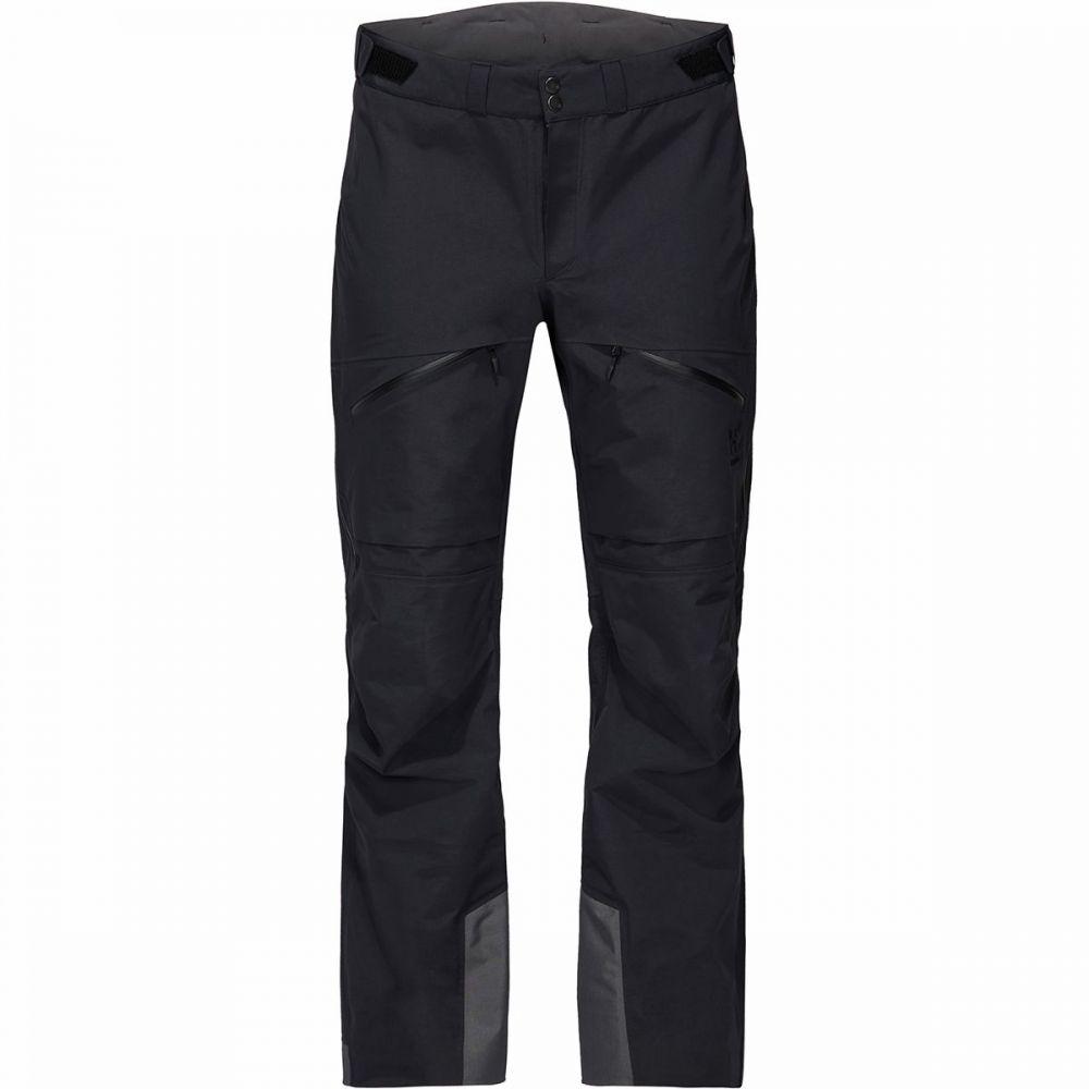 ホグロフス Haglofs メンズ スキー・スノーボード ボトムス・パンツ【nengal 3l proof pant】True Black