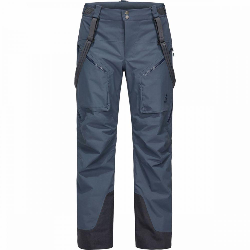 ホグロフス Haglofs メンズ スキー・スノーボード ボトムス・パンツ【chute pant】Dense Blue