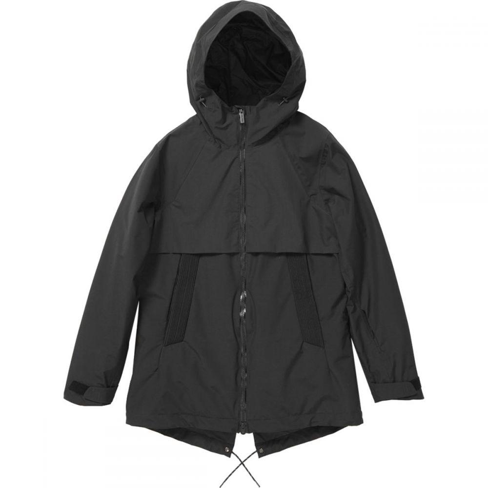 ホールデン Holden レディース スキー・スノーボード ジャケット アウター【rowen fishtail jacket】Black