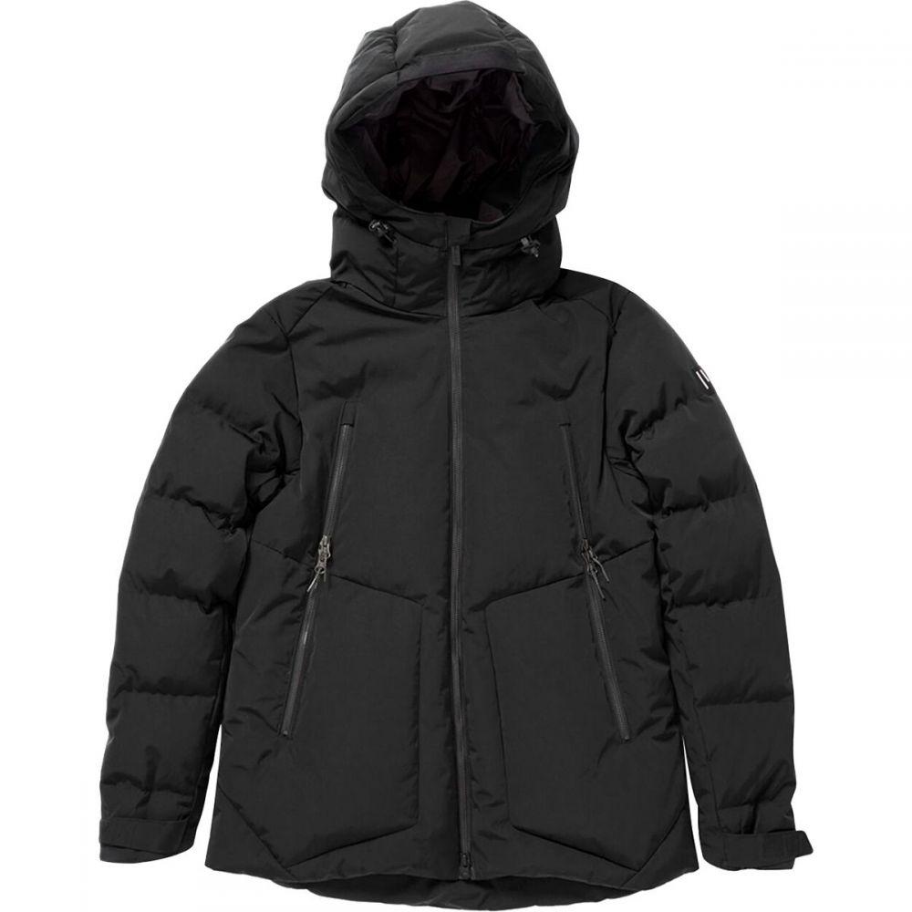 ホールデン Holden レディース スキー・スノーボード ダウン・中綿 ジャケット アウター【auburn down jacket】Black