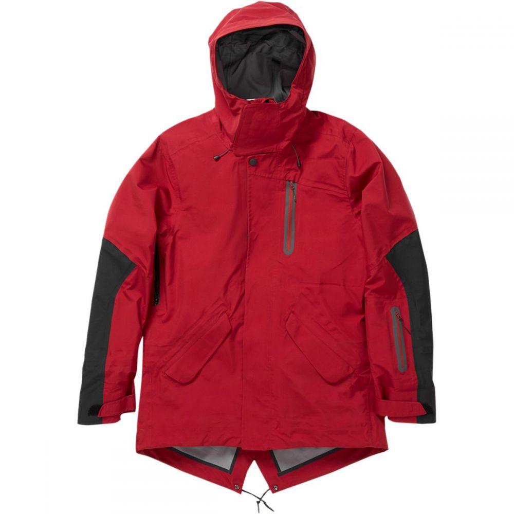 ホールデン Holden メンズ スキー・スノーボード ジャケット アウター【m - 51 3 - layer fishtail jacket】Malbec