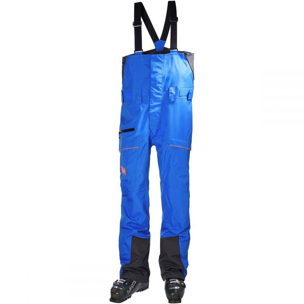 ヘリーハンセン Helly Hansen メンズ スキー・スノーボード ビブパンツ ボトムス・パンツ【sogn bib shell pant】Electric Blue