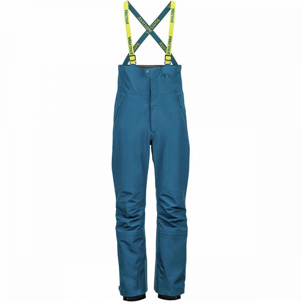 マーモット Marmot メンズ スキー・スノーボード ビブパンツ ボトムス・パンツ【spire bib pant】Moroccan Blue
