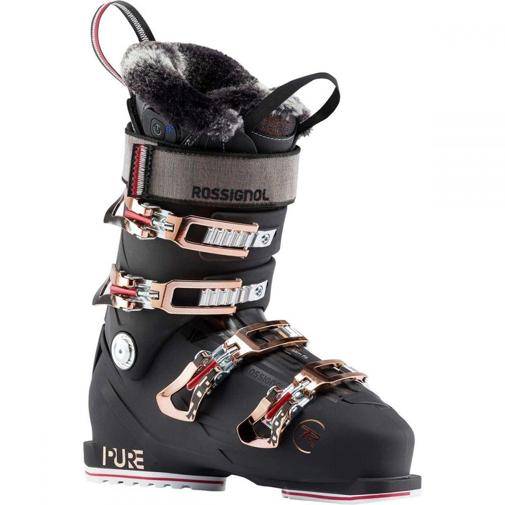 ロシニョール Rossignol レディース スキー・スノーボード ブーツ シューズ・靴【pure pro heat ski boot】Night Black