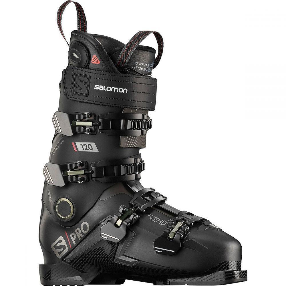 サロモン Salomon メンズ スキー・スノーボード ブーツ シューズ・靴【s/pro 120 chc ski boot】Black/Belluga/Red