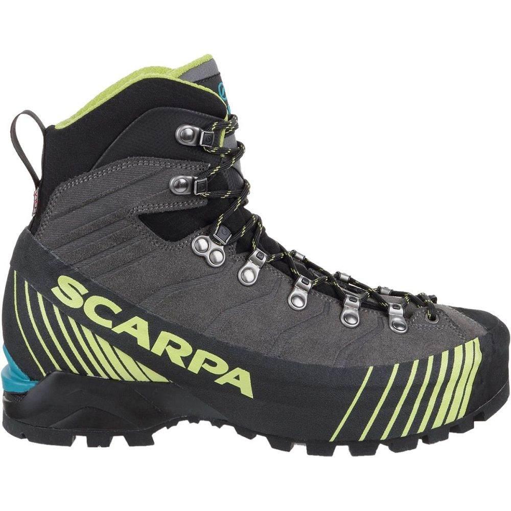 スカルパ Scarpa メンズ ハイキング・登山 登山靴 シューズ・靴【ribelle hd mountaineering boot】Titanium/Lime