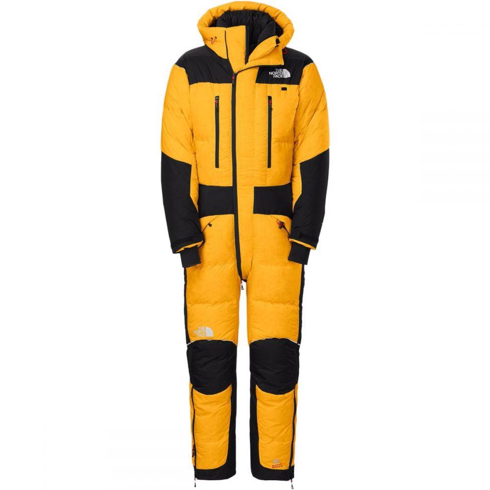 ザ ノースフェイス The North Face メンズ スキー・スノーボード ツナギ アウター【himalayan one - piece suit】Summit Gold/Tnf Black