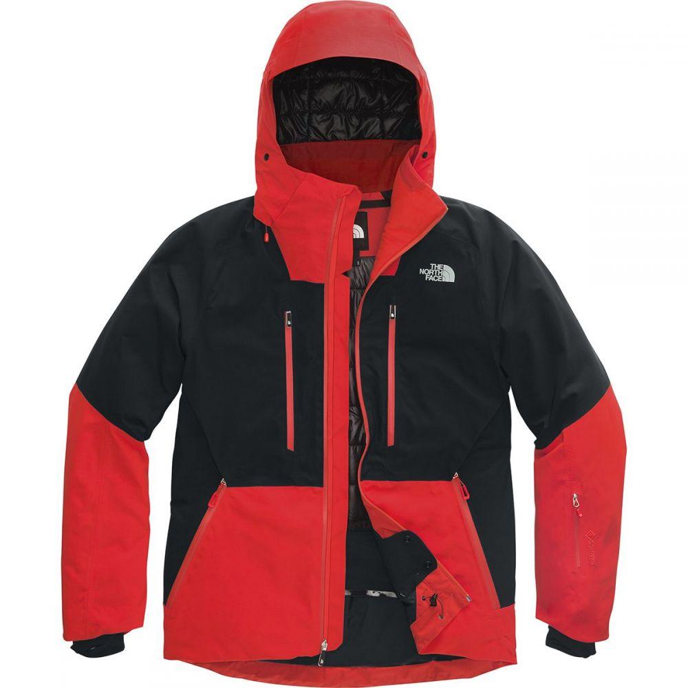 ザ ノースフェイス The North Face メンズ スキー・スノーボード ジャケット アウター【anonym jacket】Tnf Black/Fiery Red