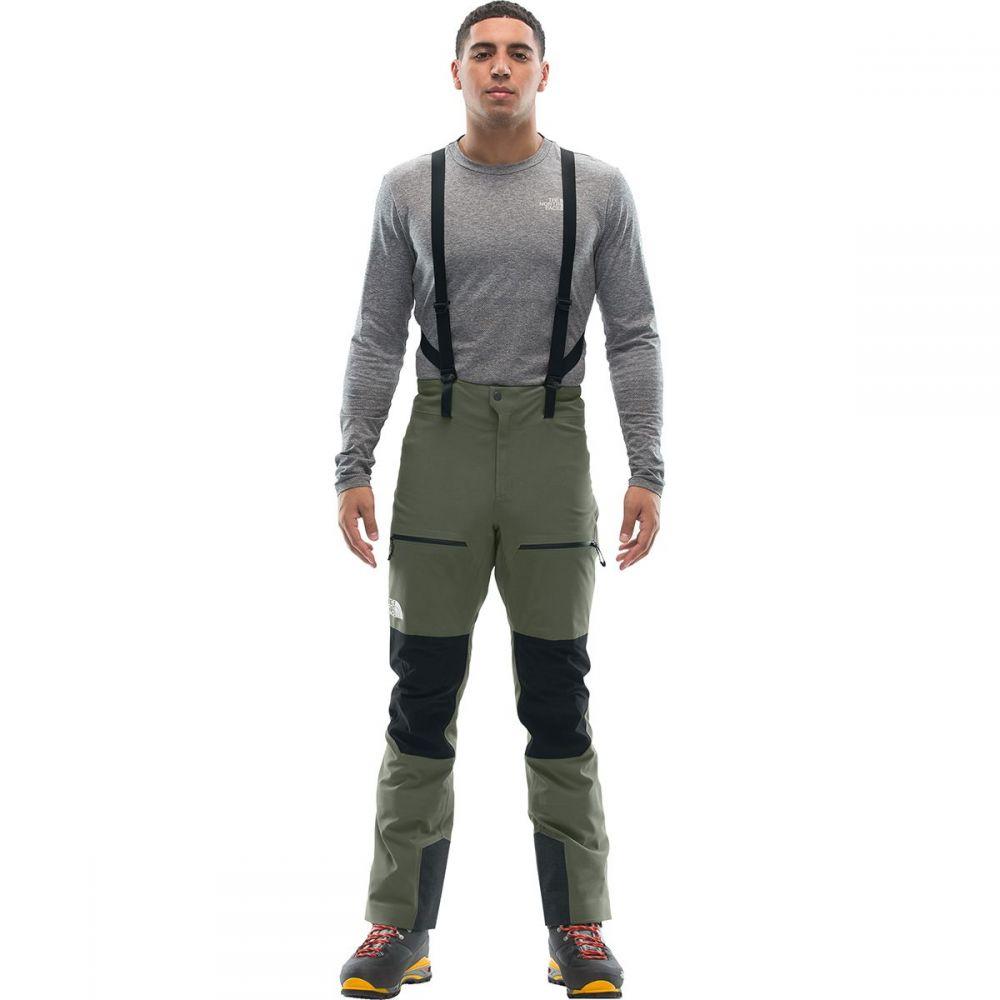 ザ ノースフェイス The North Face メンズ スキー・スノーボード ボトムス・パンツ【summit l4 hybrid pant】New Taupe Green/Tnf Black