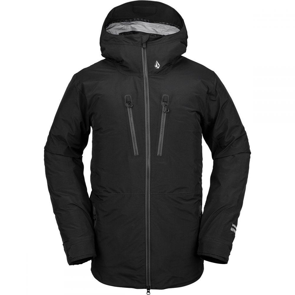 ボルコム Volcom メンズ スキー・スノーボード ジャケット アウター【tds infrared gore - tex hooded jacket】Black