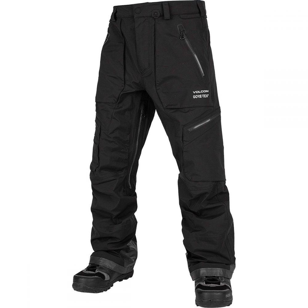 ボルコム Volcom メンズ スキー・スノーボード ボトムス・パンツ【guch stretch gore - tex pant】Black
