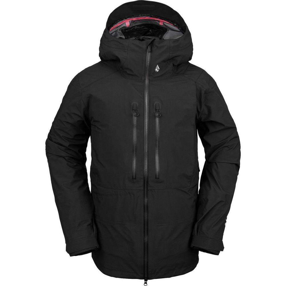 ボルコム Volcom メンズ スキー・スノーボード ジャケット アウター【guide gore - tex hooded jacket】Black
