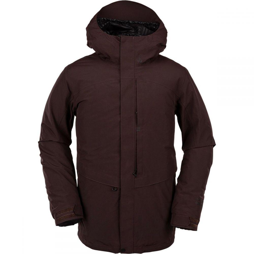 ボルコム Volcom メンズ スキー・スノーボード ジャケット アウター【tds 2l gore - tex jacket】Black Red