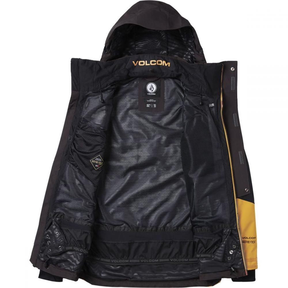 ボルコム Volcom メンズ スキー・スノーボード ジャケット アウター【bl stretch gore hooded jacket】Vintage Black