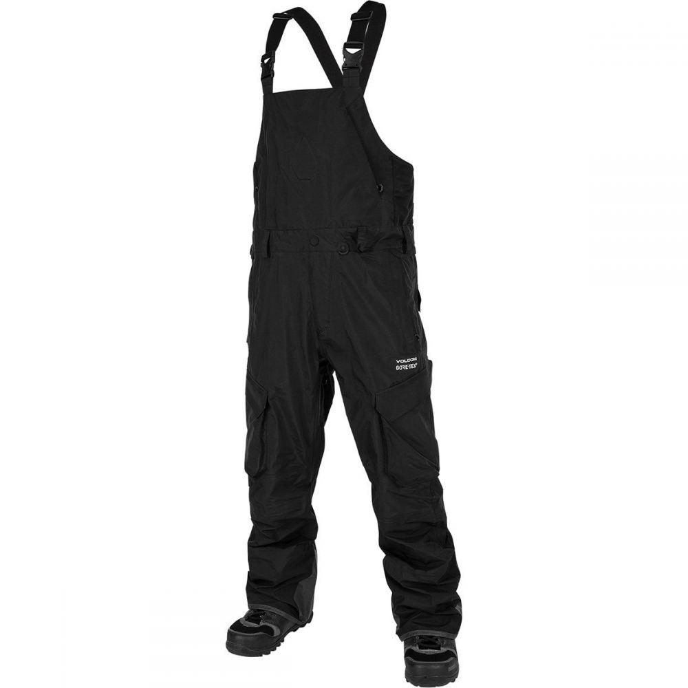 ボルコム Volcom メンズ スキー・スノーボード ボトムス・パンツ【3l gore - tex overall pant】Black