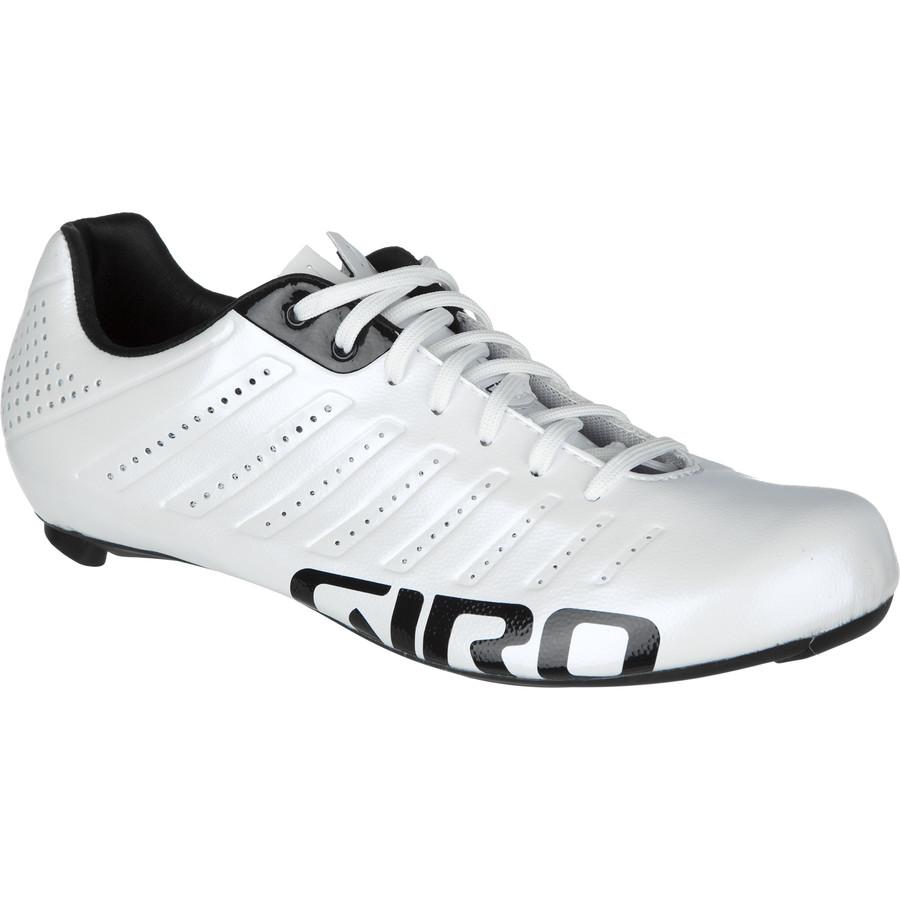 ジロ Giro メンズ サイクリング シューズ・靴【Empire SLX Shoes】White/Black