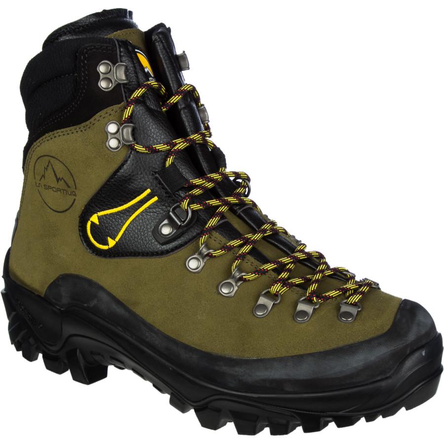 ラスポルティバ La Sportiva メンズ 登山 シューズ・靴【Karakorum Mountaineering Boot】Green