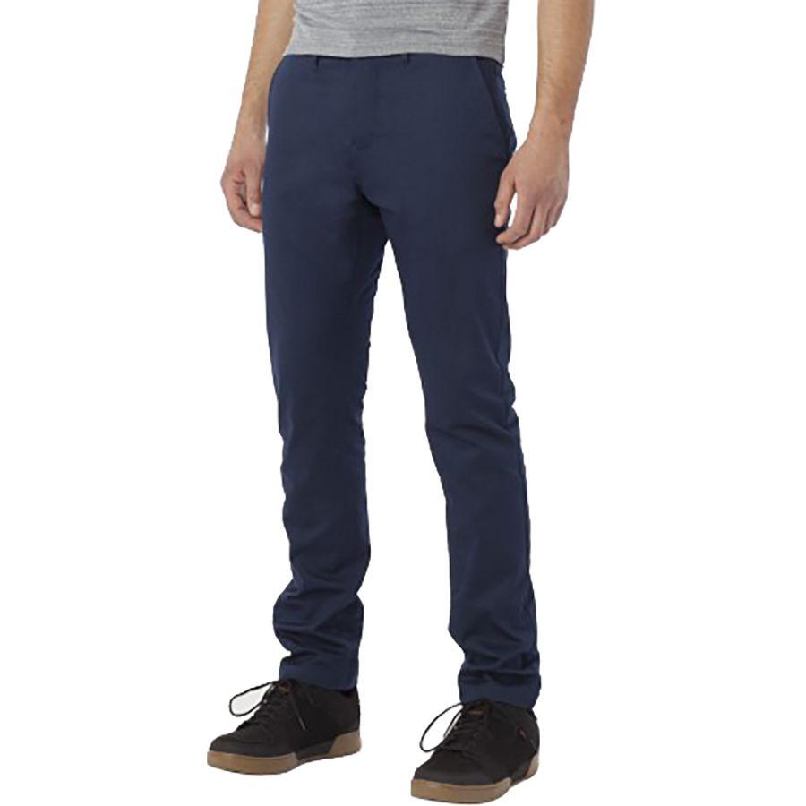 ジロ Giro メンズ サイクリング ウェア【New Road Mobility Trousers】Dress Blue