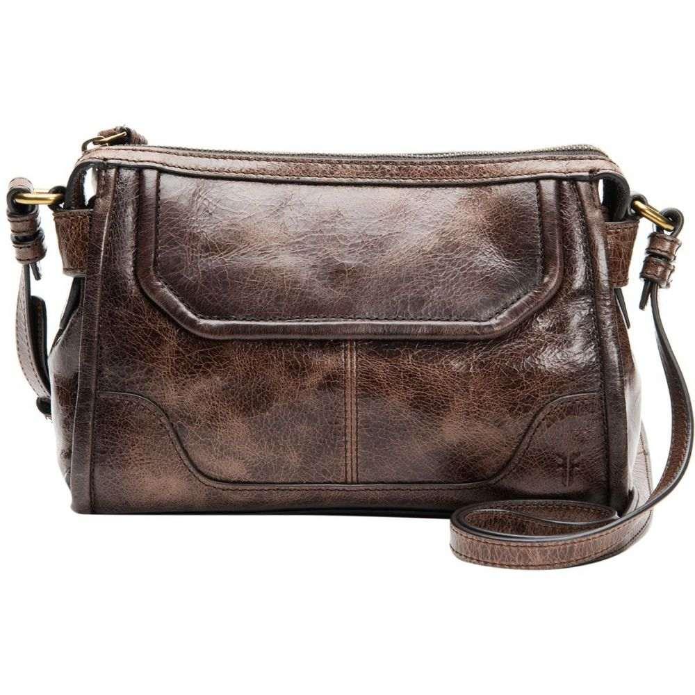 フライ Frye レディース ショルダーバッグ バッグ【Mel Crossbody Bag】Dark Brown