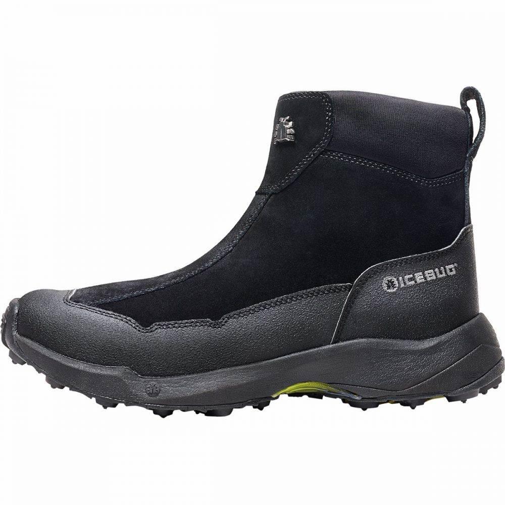 アイスバグ Icebug メンズ ブーツ シューズ・靴【Metro 2 BUGrip Shoe】Black