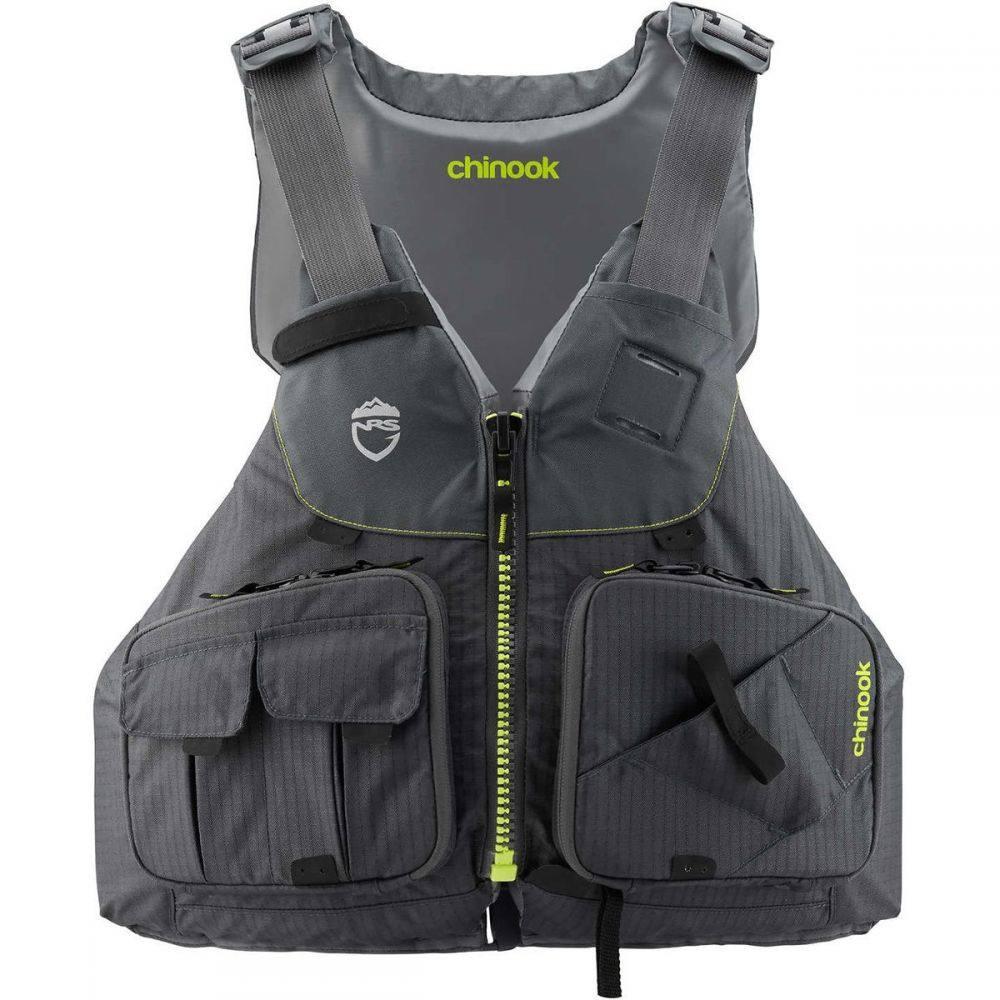 エヌアールエス NRS メンズ トップス【Chinook Personal Flotation Device】Charcoal