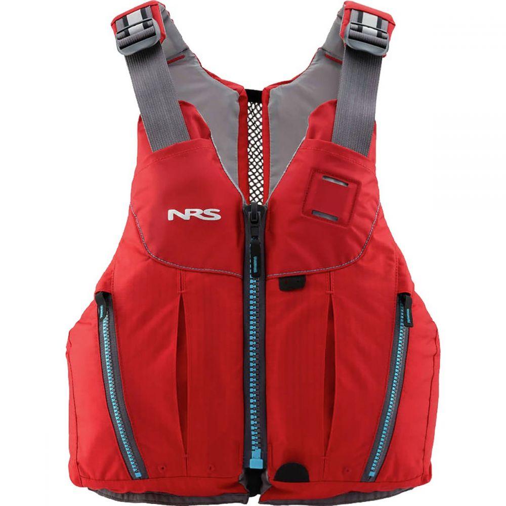 エヌアールエス NRS メンズ トップス【Oso Personal Flotation Device】Red