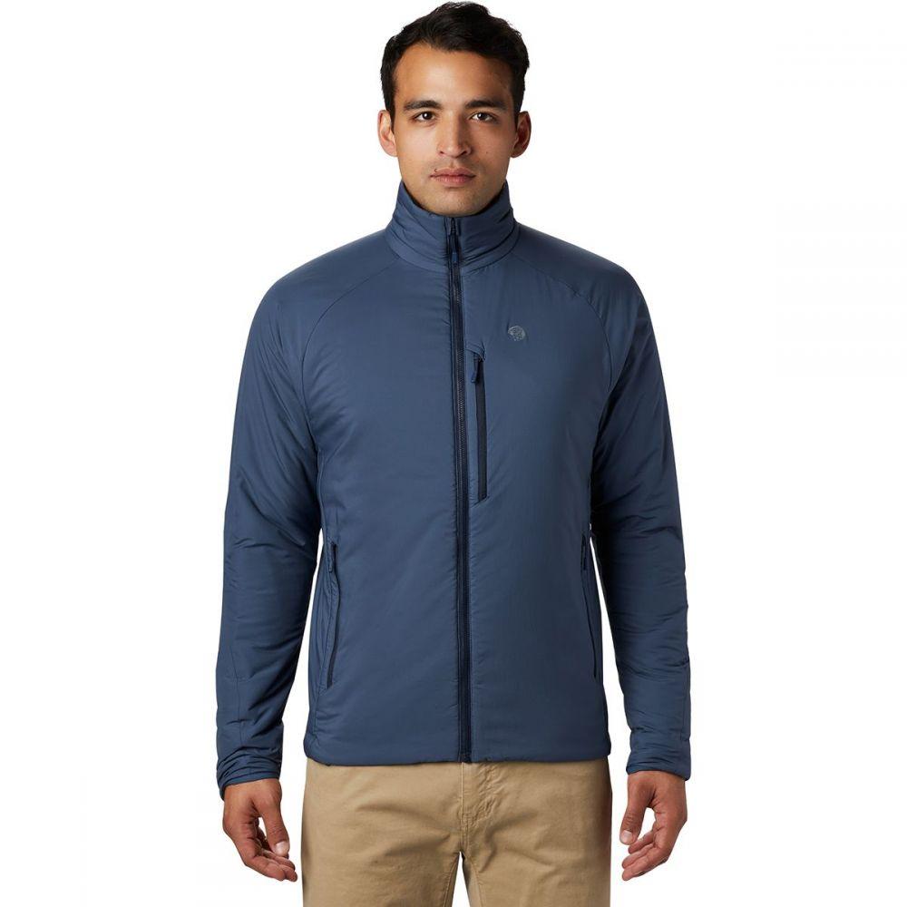 マウンテンハードウェア Mountain Hardwear メンズ ジャケット アウター【Kor Strata Jacket】Zinc