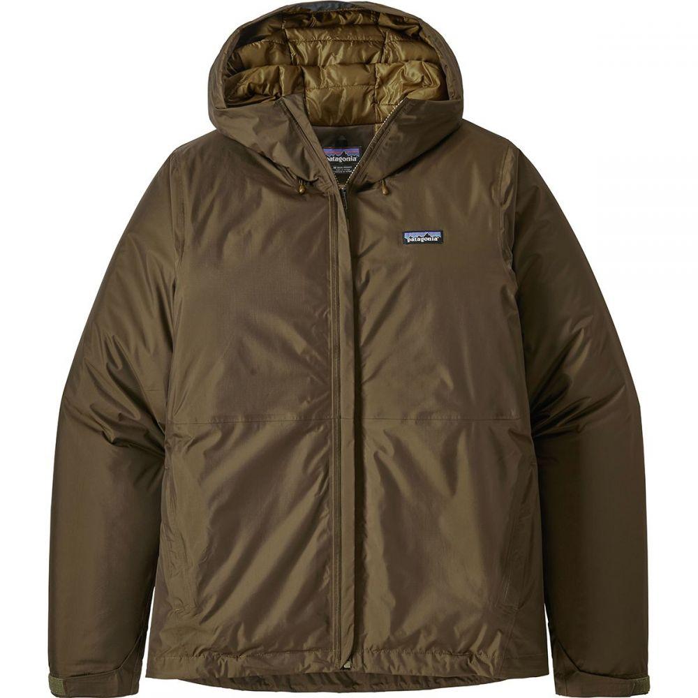 パタゴニア Patagonia メンズ ジャケット アウター【Torrentshell Insulated Jacket】Sediment