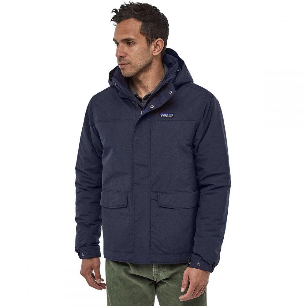 パタゴニア Patagonia メンズ ジャケット アウター【Isthmus Jacket】Navy Blue