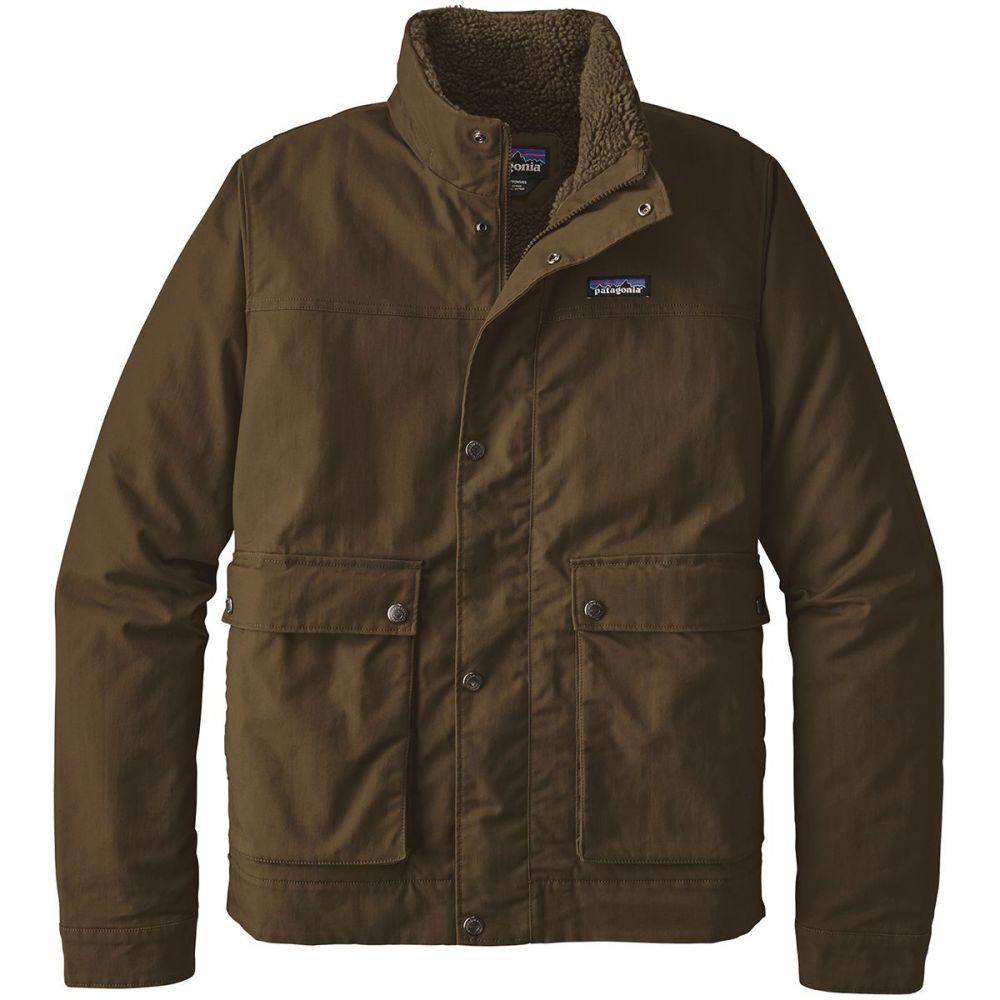 パタゴニア Patagonia メンズ ジャケット アウター【Maple Grove Canvas Jacket】Logwood Brown