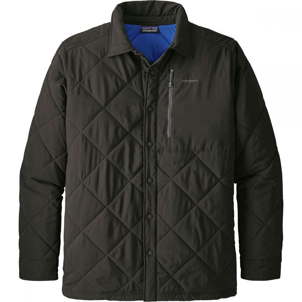 パタゴニア Patagonia メンズ ダウン・中綿ジャケット アウター【Tough Puff Insulated Shirt】Black/Viking Blue