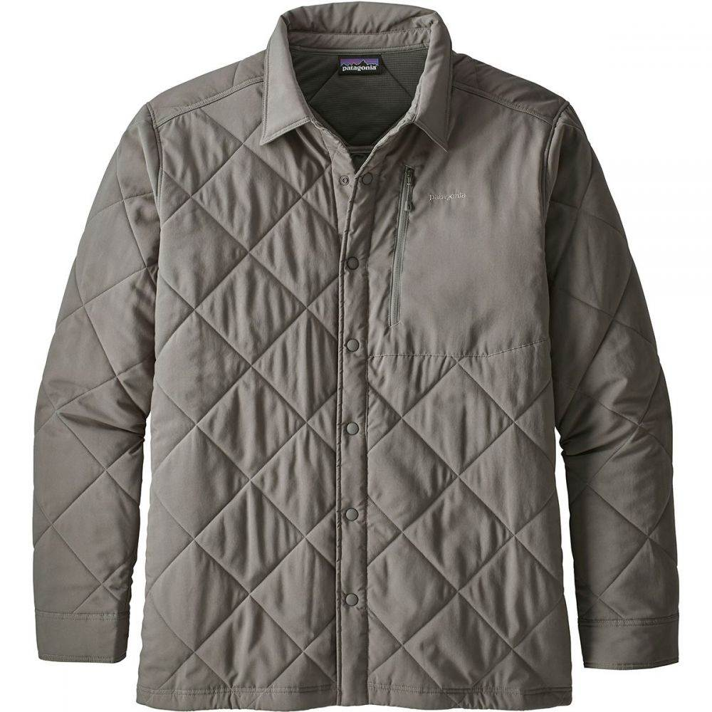 パタゴニア Patagonia メンズ ダウン・中綿ジャケット アウター【Tough Puff Insulated Shirt】Hex Grey