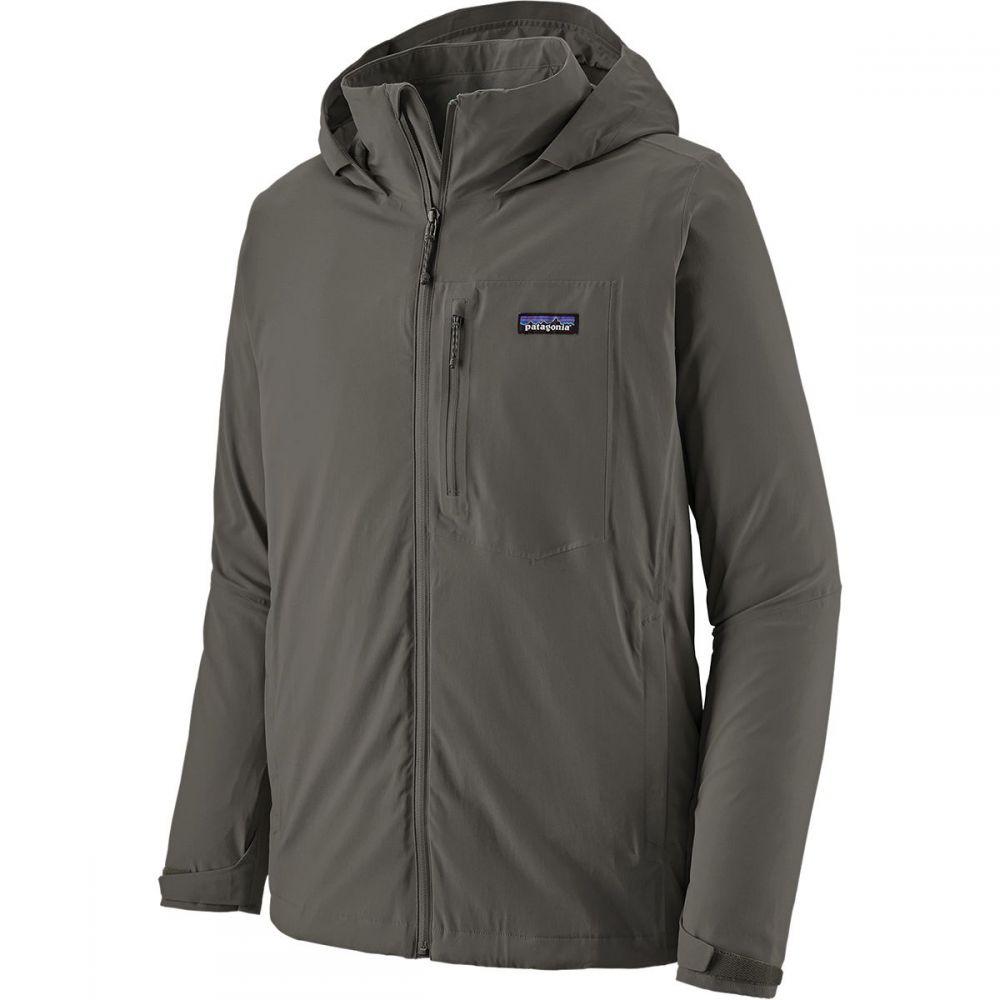 パタゴニア Patagonia メンズ ジャケット アウター【Quandary Jacket】Forge Grey
