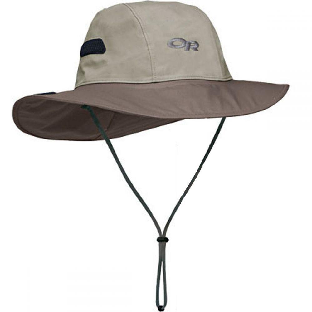 アウトドアリサーチ Outdoor Research レディース 帽子 ソンブレロ【Seattle Sombrero】Khaki/Java
